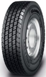 315/70R22.5 154/150L (152/148M) TL BD 200 R EU LRL 20PR M+S BARUM-nová pneu, záberový dezén, zadná náprava
