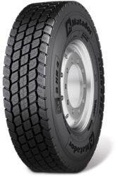 315/70R22.5 154/150L (152/148M) TL D HR 4 EU LRL 20PR M+S MATADOR-nová pneu, záberový dezén, zadná náprava
