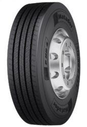 315/70R22.5 156/150L (154/150M) TL F HR 4 EU LRL 20PR M+S 3PMSF MATADOR-nová pneu, predná náprava