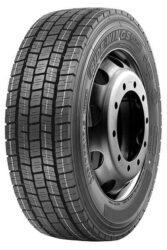 225/75R17,5 TL KLD200 129/127M 3PMSF LEAO-nová pneu, záberový dezén, zadná náprava