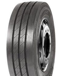 235/75R17,5 TL KLT200 143/141J M+S LEAO-nová pneu, návesový dezén, vlečená náprava