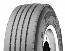385/65R22,5 160K TL TR1 TYREX-nová pneu, návesový dezén, vlečená náprava