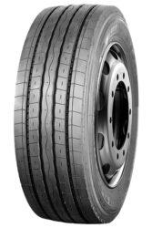 315/60R22,5 TL KTS300 152/148L 3PMSF LEAO-nová pneu, vodiaci dezén, predná náprava